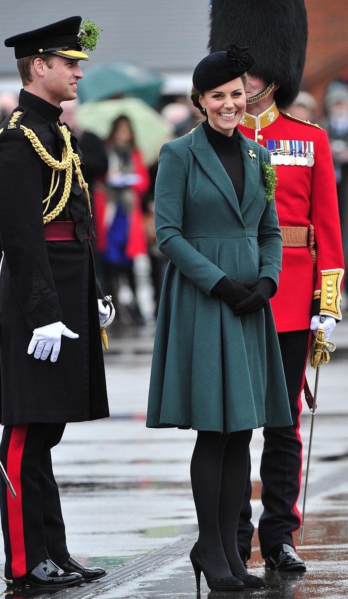 Kate Middleton Baby Bu...