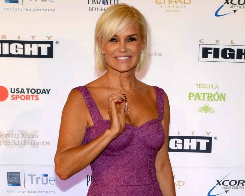 Yolanda Foster Lyme Disease: 'RHOBH' Embarks On Healthy Diet, Shares ...