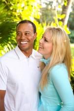 Lindsey Vonn & Tiger Woods