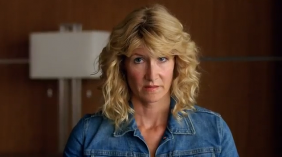 "Laura Dern, ""Enlightened"""