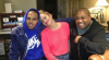Chris Brown, Jennifer Lopez, Cory Rooney