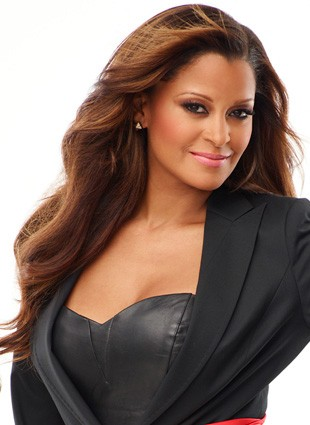 "Claudia Jordan ""All Star Celebrity Apprentice"""