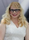 "Cast member Kristen Vangsness poses during a photocall for the TV series ""Criminal Minds"" at the 52nd Monte Carlo Television Festival in Monaco June 12, 2012."