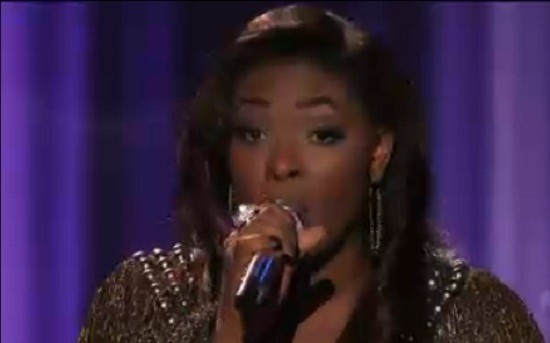 Candice Glover American Idol Top 8 Performance.
