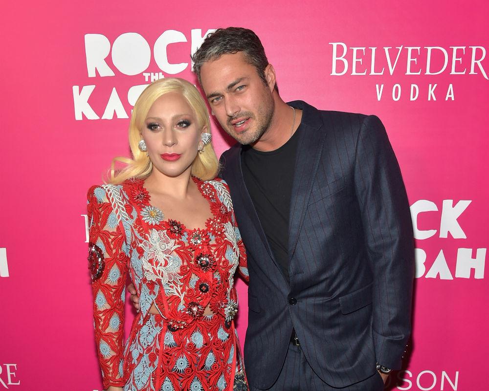 Taylor Kinney Congratulates Lady Gaga on A Star Is Born