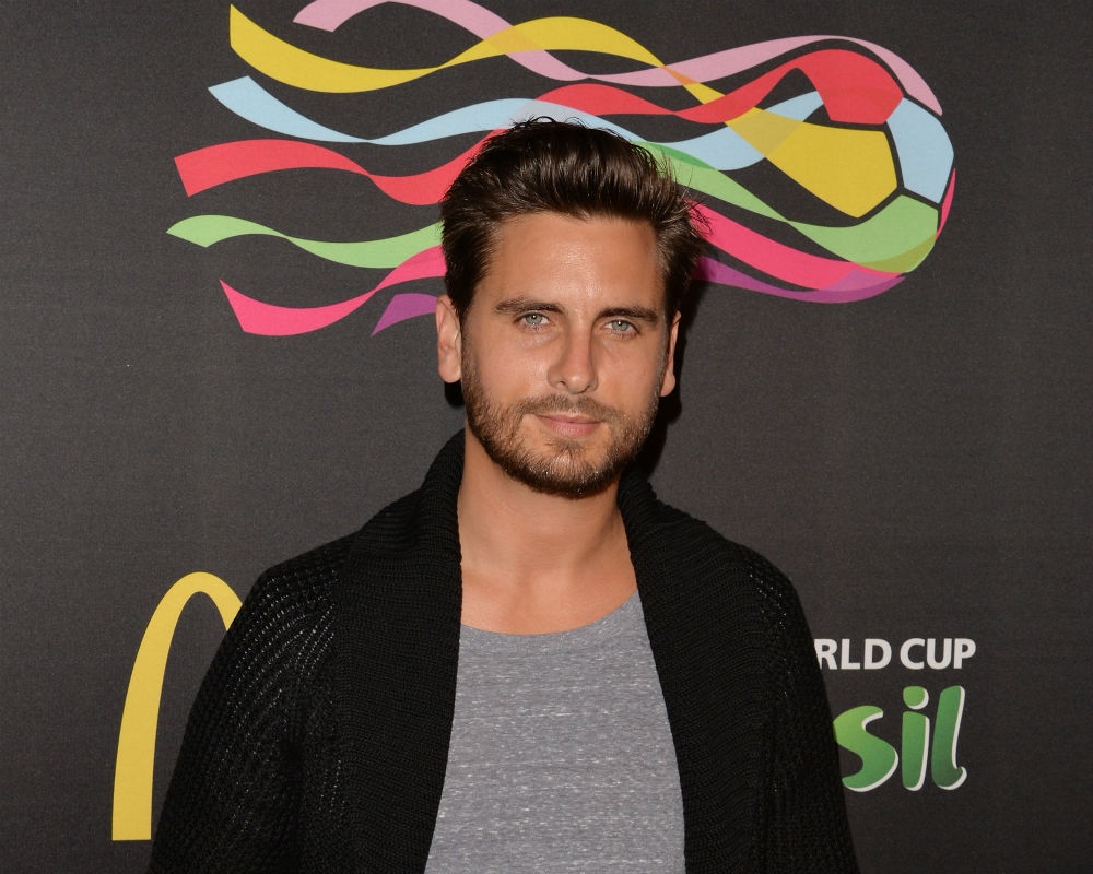 Scott Disick Was Reportedly Hospitalized Last Month After Call to Fire Department