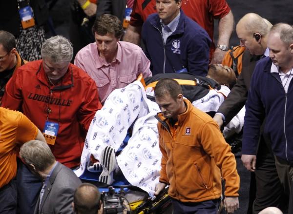 Kevin Ware Injury