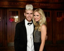 Colton Dixon and Annie Coggeshall Married