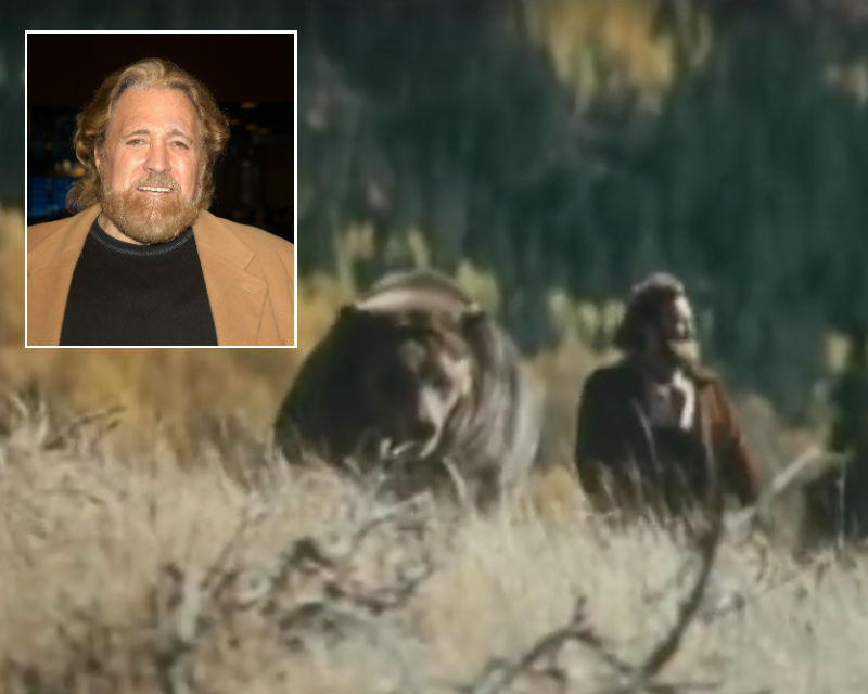 Grizzly Adams star Dan Haggerty dies aged 74