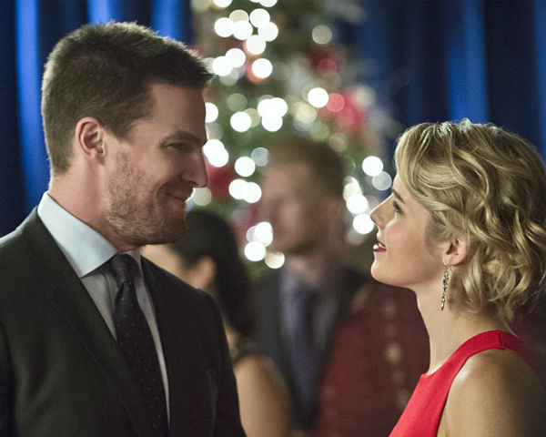 Felicity Gets A New Nickname On Tonight's Episode of 'Arrow'