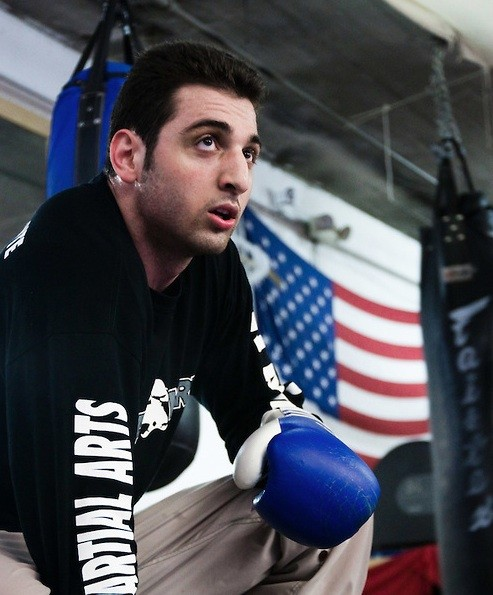 Dead Bomber Tamerlan Tsarnaev