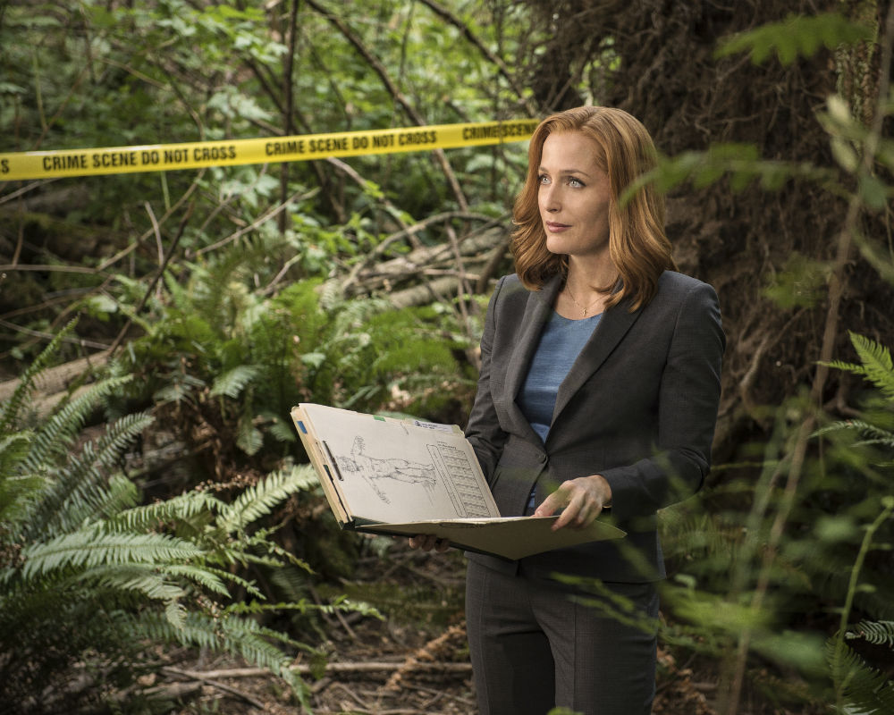 Things We Learned From The X-Files Revival Premiere My Struggle