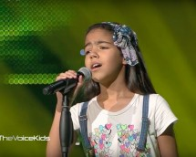 Young Girl's Beautiful Voice