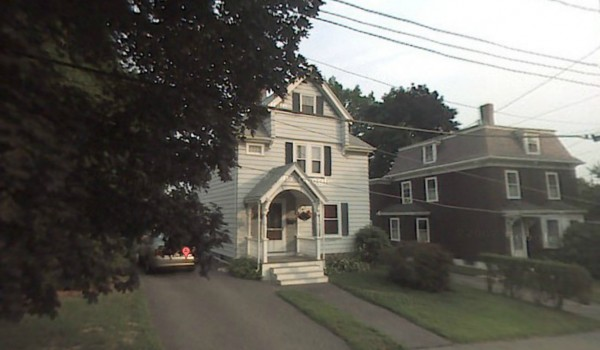 A house is seen on 67 Franklin St. Watertown, MA in this undated image obtained through Google Street View. Apparently the suspect #2 in the Boston Marathon bombings identified as Dzhokar Tsarnaev was