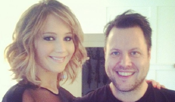 Jennifer Lawrence New Haircut