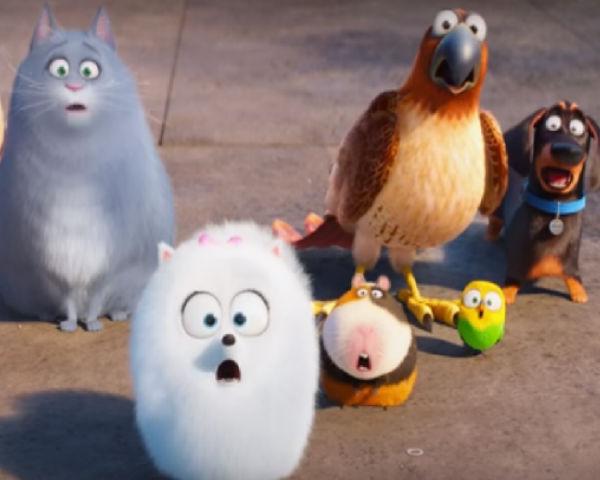 The secret life of pets trailer 2 official