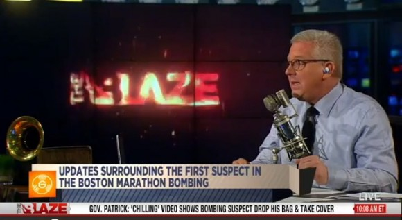 Glenn Beck on The Blaze