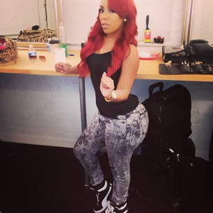 K Michelle 2013 Body  Love And HipHop Atlanta  2013