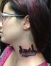 Boston tribute tattoo