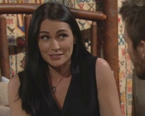 Quinn fills Liam in on his past on the February 5, 2016 episode of 'The Bold and the Beautiful'