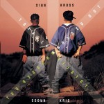 CD cover Chris Kelly (left) Kris Kross