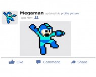 What If Video Game Characters Use Facebook?