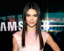 Kendall Jenner Poses Topless For 'LOVE' Magazine