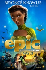"Byeonce as Queen Tara in ""EPIC"""