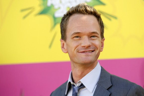 Actor Neil Patrick Harris arrives at the 2013 Kids Choice Awards in Los Angeles, California March 23, 2013.