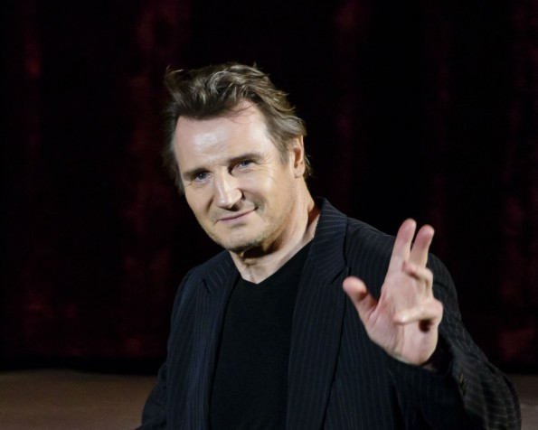 Liam Neeson Finally Sets the Record Straight On 'Famous' Mystery Woman