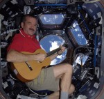 "Bowie's In Space! Astronaut Chris Hadfield's Viral ""Space Oddity"" Cover"