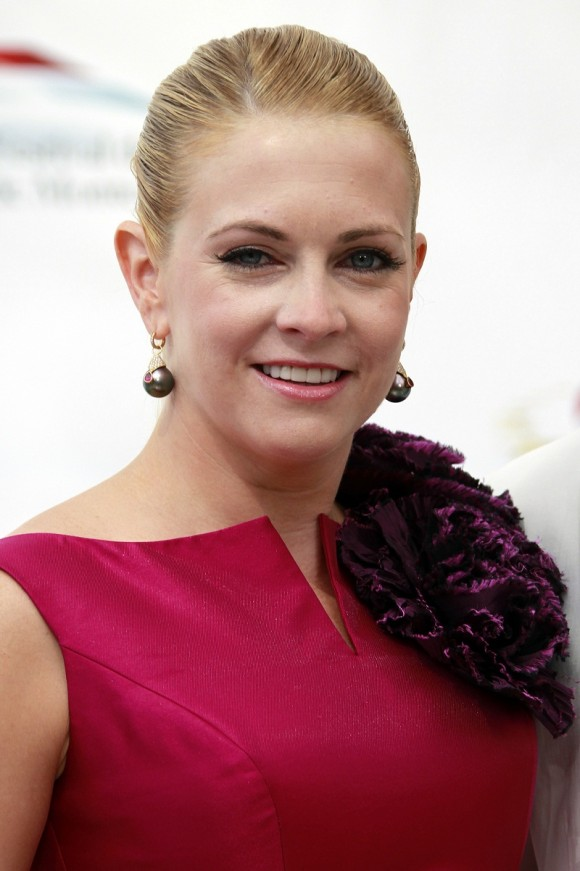 U.S. actress Melissa Joan Hart who stars in the television series 'Melissa and Joey' poses during a photocall at the 51st Monte Carlo television festival in Monaco June 8, 2011.