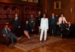 "The cast of ""Scandal"""