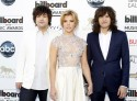 The Band Perry arrives at the Billboard Music Awards in Las Vegas, Nevada May 19, 2013.