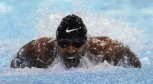 Olympic Champion Cullen Jones Gets Kids Swimming In New York