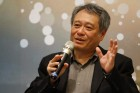 Director Ang Lee speaks in a news conference in Taipei, May 9, 2013.