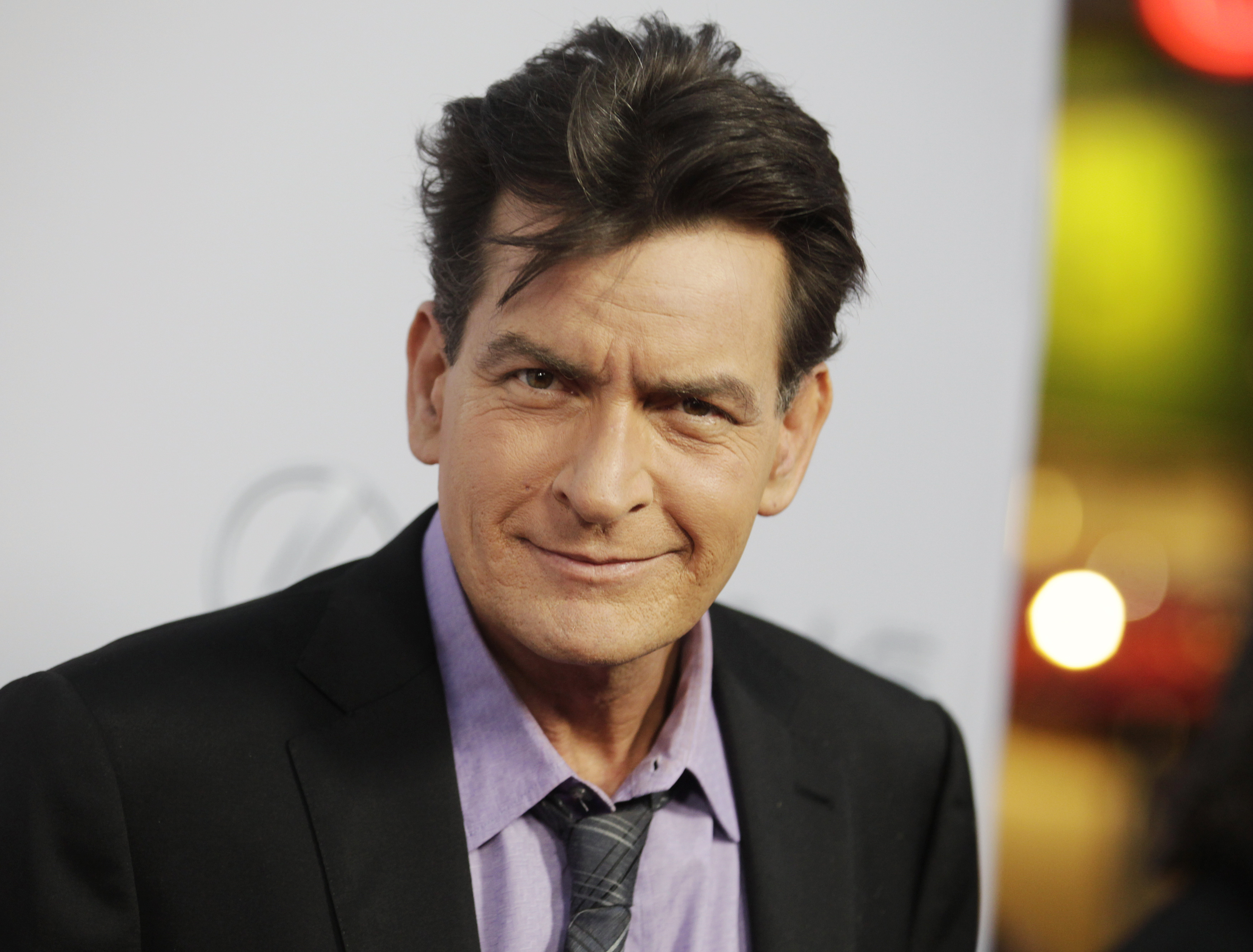 Charlie Sheen Wants Gorgeous