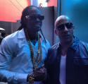 2 chainz and Vin Diesel