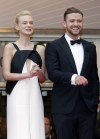 Justin Timberlake and Carey Mulligan