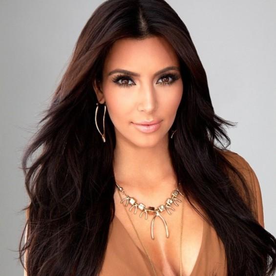 kim kardashian - Coloration Brun Chocolat
