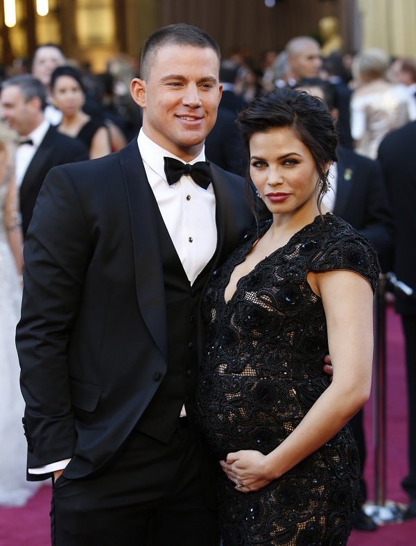 Channing Tatum Jenna Dewan Baby Actress Reveals The