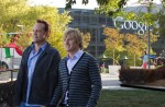 "Actors Vince Vaughn (L) and Owen Wilson are pictured on the set of ""The Internship"" a comedy set in Los Angeles and San Francisco in this handout provided by Twentieth Century Fox May 28, 2013."