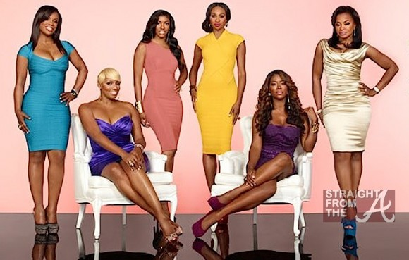 The cast of The Real Housewives of Atlanta