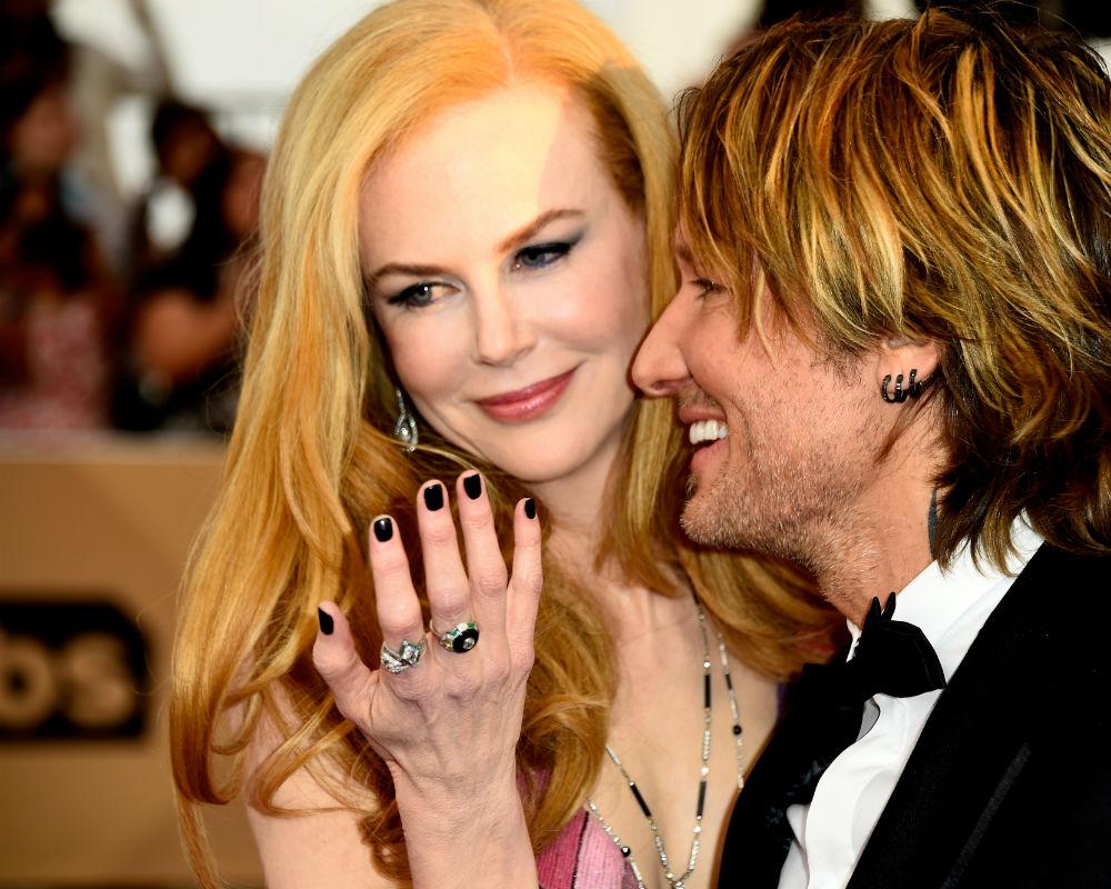 Nicole Kidman dhe Keith Urban