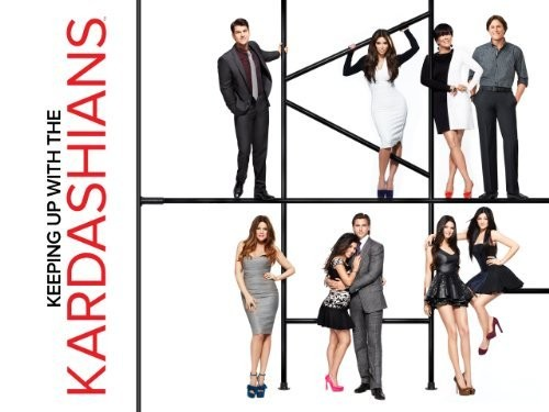 "The cast of ""Keeping Up With The Kardashians"" season 8"