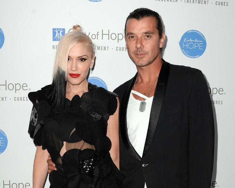 Gavin Rossdale's Nanny From His Affair Is PREGGO - Is He The Father?