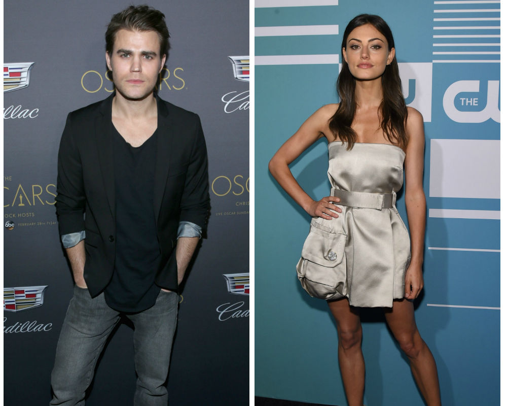 Paul Wesley, Phoebe To...