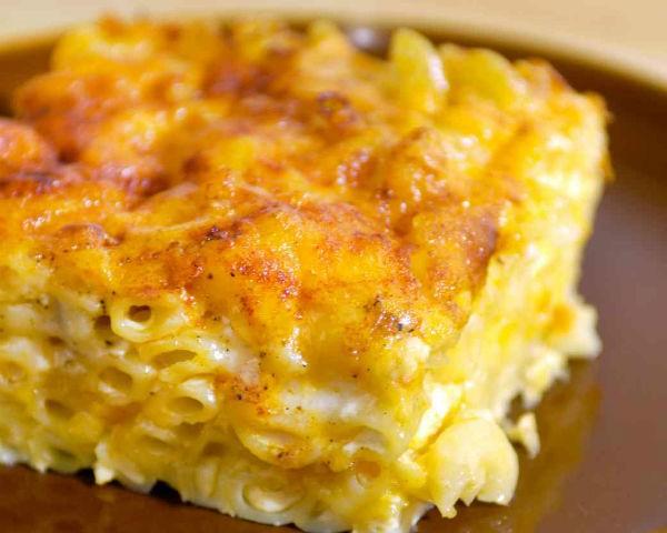 Martha Stewart Recipes: The Best Macaroni & Cheese Recipe [VIDEO]