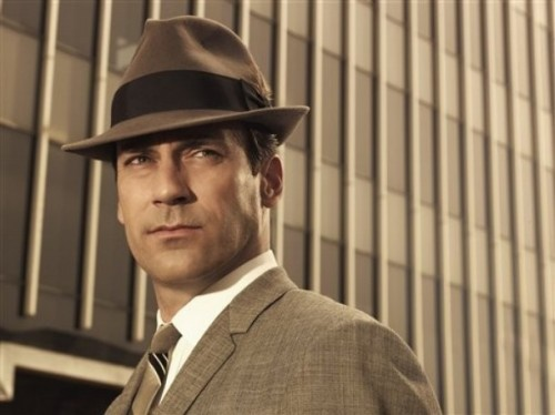 Don Draper Mad Men Promo Photo