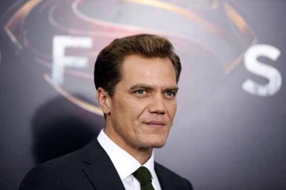 Michael shannon man of steel s general zod photos actor says his